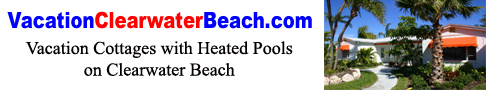 Vacation beach rentals on Clearwater Beach